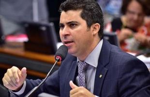 Marcos Rogério vai defender no Senado a Transposição até 1991
