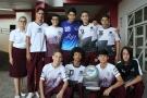 Equipe de handebol de Cacoal representa Rondônia nos Jogos Escolares em Manaus