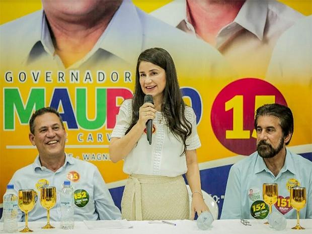 Mulheres do MDB se reúnem com Maurão de Carvalho e reforçam campanha