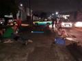 Motociclista fica em estado grave após atropelar ciclista na Zona Leste da Capital