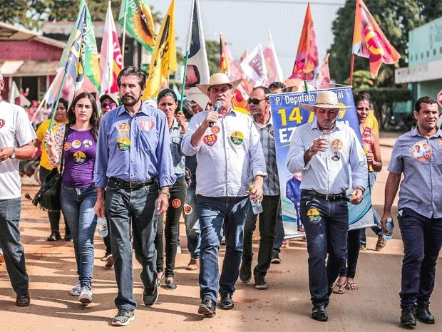 Em caminhadas e reuniões no interior, Maurão reforça que fará Governo apoiando os municípios