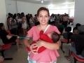 Mulheres fazem grandes filas para procedimento de laqueadura e colocação de DIU na Capital