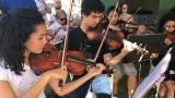 Orquestra Villa Lobos apresenta concerto gratuito no Teatro Guaporé neste sábado