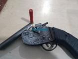 Polícia recebe denúncia e prende homem armado em conveniência na Capital