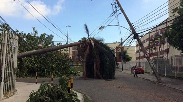 Após incidentes por raio e temporal em Rondônia, Eletrobras alerta sobre cuidados com energia elétrica