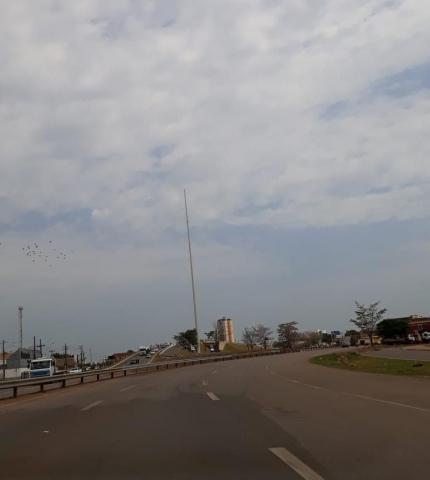 Fim de semana será de tempo nublado em Rondônia, prevê Sipam