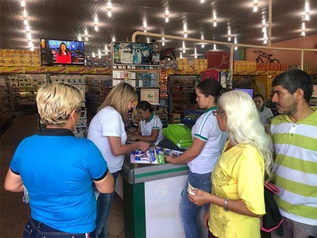 Na reta final, Ivonete Gomes intensifica campanha com caminhadas