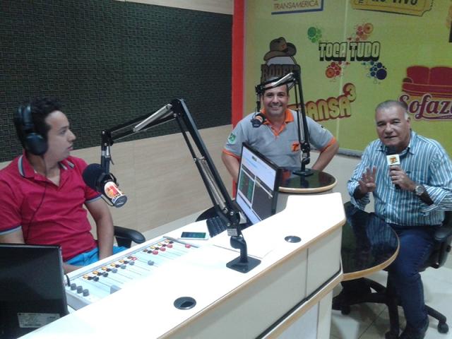Em entrevista em rádio, Jesualdo reafirma que tem experiência e histórico de trabalho