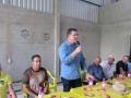 Em Cerejeiras, Marcos Rocha nega acordo com partidos no 2º turno