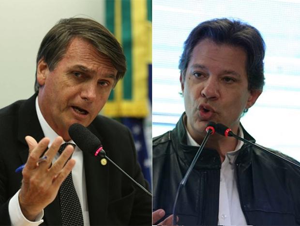 Bolsonaro e Haddad assinam compromisso com liberdade de imprensa e direitos fundamentais