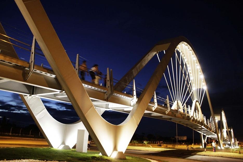 Passarela do Espaço Alternativo concorrerá a prêmio na Bienal de Arquitetura, no Equador