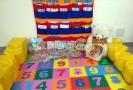 Unir disponibiliza brinquedoteca para crianças da comunidade