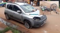 Motorista é presa após atropelar três pessoas na Zona Sul