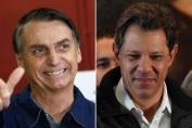 Bolsonaro e Haddad adotam novo estilo a uma semana do 2º turno