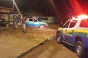 Jovem é morto a facadas em estacionamento de posto de combustível em Jaru