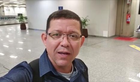 Fake news: Marcos Rocha nega que tenha pensado em nomear Pimentel na Saúde