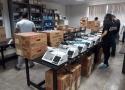 TRE de Rondônia continua preparação das urnas eletrônicas para votação no próximo domingo