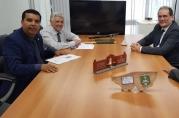 Governador e deputado Garçon anunciam tapa buracos para Rodovia 458 que dá acesso a Triunfo