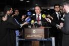 Decisão sobre perda de mandato de Acir Gurgacz compete ao plenário, diz presidente do Senado