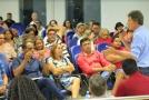 No Sintero, Expedito defende o Plano Estadual de Educação e diz que vai governar com diálogo