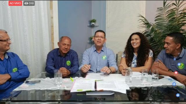 Em vídeo ao vivo, Marcos Rocha anuncia Colégio Militar do Exército para Rondônia