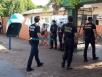 Vídeo: Criminosos roubam fiação da Escola John Kennedy; TRE tem contingência