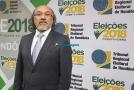 Vídeo: Presidente do TRE faz balanço inicial da votação em Rondônia