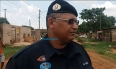 Vídeo: Homem que matou mulher e esfaqueou outras dez pessoas tentou atacar PMs e levou seis tiros
