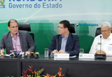 Governador eleito irá reduzir o tamanho do Estado; corte de secretarias não está descartado