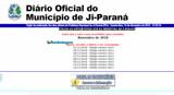 Após notificação do MPC, município regulariza publicações oficiais na internet