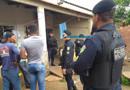 Vídeo e fotos: Trabalhador é assassinado dentro de casa; bandido também morreu