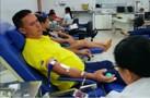 Fhemeron recebe doação de sangue em ação do vereador Edesio Fernandes