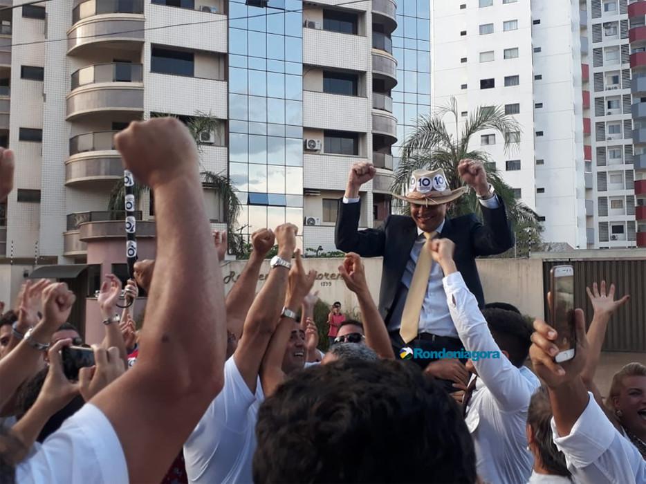 Chapa de Elton Assis vence eleições na OAB Rondônia