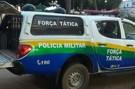 Sargento da PM é preso após ameaçar matar a esposa a tiros