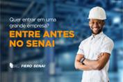 Senai oferece 220 vagas para cursos gratuitos na Capital, Ariquemes, Ji-Paraná, Jaru, Rolim e Vilhena