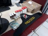 Polícia prende jovem que vendia anabolizantes em academias na Capital