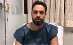 Após acidente, deputado Léo Moraes grava vídeo e diz que está tudo bem