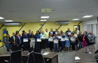 Márcio Oliveira propõe e Câmara Municipal concede Moção de Aplausos à Geres da Sejus