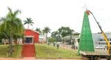 Casa do Papai Noel aberta ao público nesta sexta-feira em Ji-Paraná