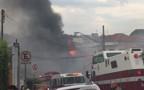 Ao vivo: Avião de pequeno porte cai na Zona Norte de São Paulo