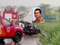Morre sargento que se envolveu em acidente com carro de deputado na BR-364