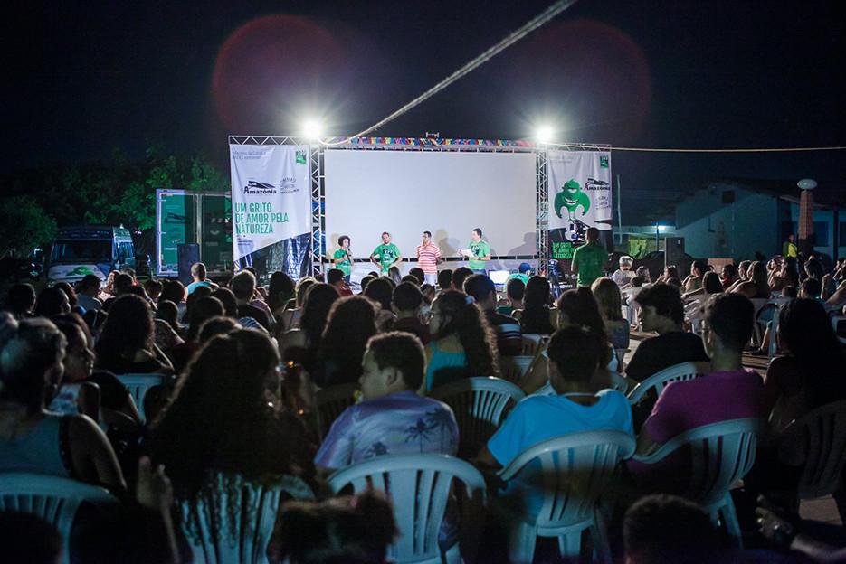 Cineamazonia Itinerante começa nesta sexta-feira em Guajará-Mirim