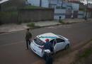 Vídeo: Polícia desvenda roubo em casa de ex-secretária e busca criminosos