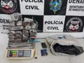 Ex-presidiário é preso com quase 18 quilos de maconha na Zona Sul