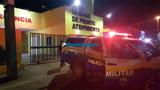 Cliente bêbado ataca comerciante com facada na Capital