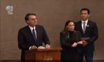 Bolsonaro é diplomado pela Justiça Eleitoral e pede confiança daqueles que não votaram nele