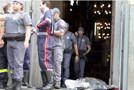 Vídeo: Imagens da igreja mostram atirador matando fiéis
