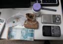 Três são presos em operação de combate ao tráfico de drogas e roubos no interior de Rondônia; vídeo