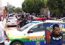 Vídeo: Ladrão é preso após tiroteio no centro de Porto Velho; bandido roubou R$ 5 mil