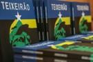 Livro conta a história de Jorge Teixeira de Oliveira, o primeiro governador de Rondônia